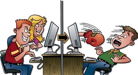 Résultats de recherche d'images pour «cyberintimidation»